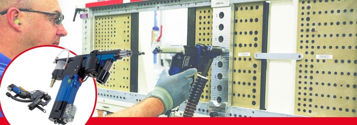 The pneumatic advanced drilling units from SETITEC Line are dedicated for semi automatic drilling operations for aeronautics assembly equipments.